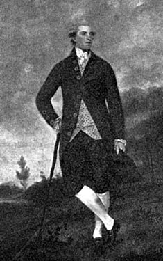 John Musters of Colwick (1753-1827).