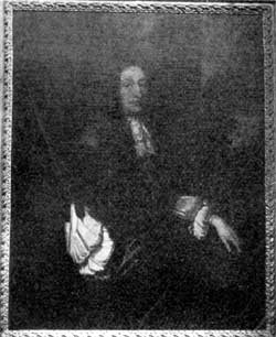 Mundy Musters of Colwick (1676-1750)