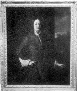 Mundy Musters of Colwick (1712-1770)
