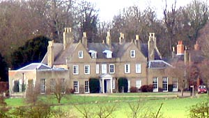 Beesthorpe Hall in 2007.