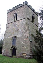 The old church, Bramcote (photo: Andy Nicholson, 2006).