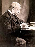 Frederic Chatfield Smith, (1823-1905) was MP for North Nottinghamshire until the county's parliamentary constituencies were reorganised in 1885. (photograph courtesy of John Gardner).