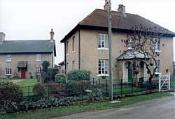 Cottages at Budby (A Nicholson, 2003).