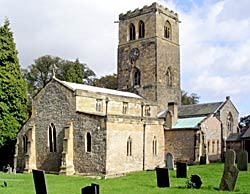 St Mary's church, Clifton (photo: A Nicholson, 2004).