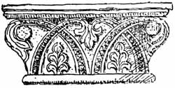 Late Norman capital