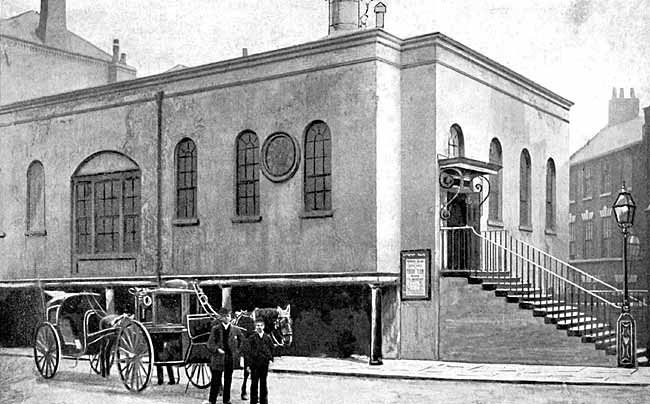 The Old Guild Hall, c.1890.