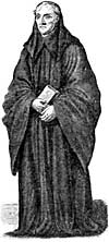 Benedictine monk.