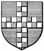 Arms of Cokefield.