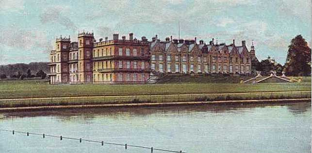 Welbeck Abbey, c. 1900.