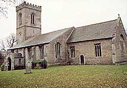 All Saints church, Rampton is largely Early English (early 13th century) in style (A. Nicholson, 2000).